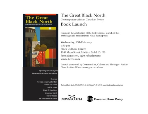 launch invite, great black north